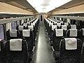 201801 Ordinary Class Coach Interior of Shinkansen E2.jpg