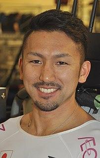 Kazuki Amagai Japanese cyclist