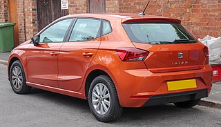 2018 SEAT Ibiza SE Technology MPi 1.0 Rear.jpg