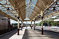2018 at Wemyss Bay station - platform canopy.JPG