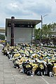20210728 Mourning for the victims in the flood at Shakoulu Station 04.jpg