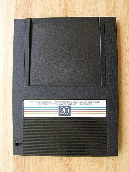 20 MB Bernoulli disk cartridge.jpg