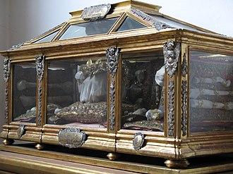 Catacomb saints - Image: 2347 München St Peterskirche