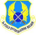 2 Field Investigations Region emblem.png