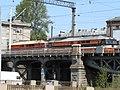 2 TEP70 on bridge in Spb.jpg