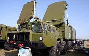 30N6E2 radar MAKS 2009 -04.jpg
