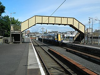 Largs railway station