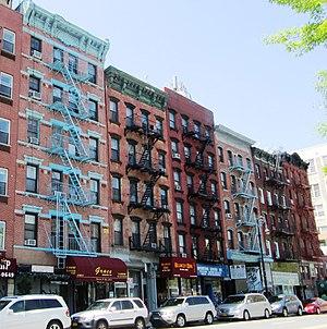 Essex Street - Image: 39 49 Essex Street tenements