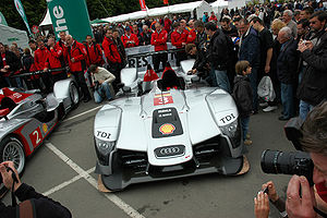 Audi R15 TDI - Image: 3 Audi R15