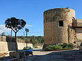 561 Torre del Célio, al barri de Remolins (Tortosa), des de la travessia del Mur.JPG