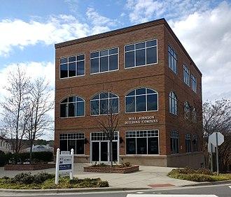 American Board of Professional Psychology - 600 Market Street, Chapel Hill, North Carolina, location of the American Board of Professional Psychology