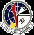 656th Radar Squadron - Emblem.png