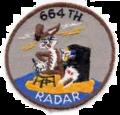 664th Radar Squadron - Emblem.png
