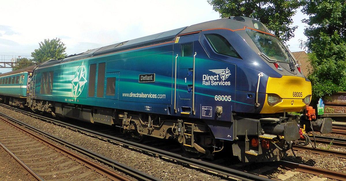 British Rail Class 68 - Wikipedia