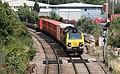 70 008 4M56 London Gateway-Crewe FLT heads towards Junction Road.jpg