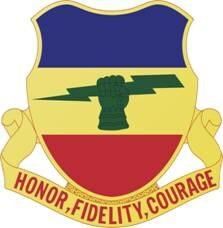 73rd Cavalry DUI
