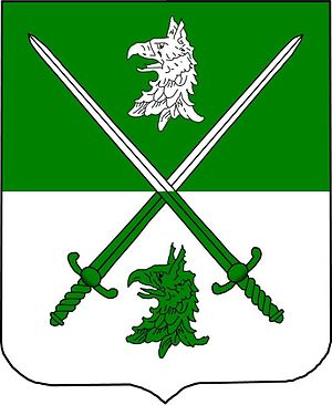 741st Tank Battalion (United States) - Image: 741st Tank Bn Coat of Arms