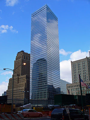 David Childs - 7 World Trade Center, New York City.