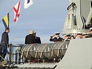 8 Arrival of Thor - Icelandic Coast Guard 2011-10-27 Reykjavik