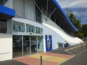 Béziers Cap d'Agde Airport - Image: Aéroport Béziers Cap d'Agde 2300