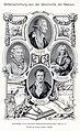 A. L. Lavoisier, S. Th. v. Soemmering- Farl von Linné, sir H. Davy CIPB0950.jpg