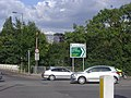 A1 Great North Way junction with Finchley Lane - geograph.org.uk - 2214079.jpg