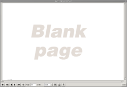 Intentionally blank page - Wikipedia