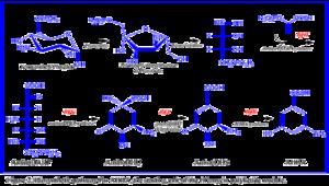 Rifamycin - Image: AHBA biosyn 1