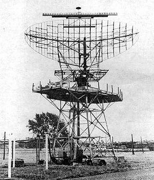 Bendix AN/FPS-20 - Image: AN FPS 20 Radar
