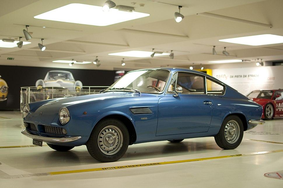 ASA 1000 GT - Museo Ferrari (17514127854)