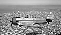 AT-6A over San Francisco 1947 (4776637086).jpg