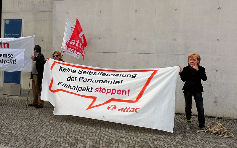 File:ATTAC-Protest zur zu ESM und Fiskalvertrag.jpg