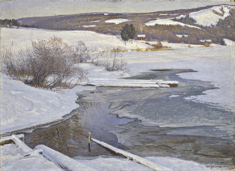 A Cold September Day in Medelpad (Carl Johansson)