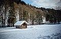 A Haus in the middle of em Feld mit Schnee is schee by JMP 2018.12.30- Roadtrip.jpg
