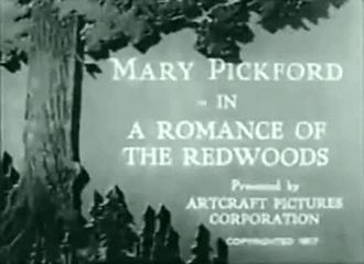 File:A Romance of the Redwoods (1917).webm