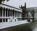 A Topkapi palota külső kertje, Csempézett Kioszk (Çinili Köşk), benne az Iszlám Művészet Múzeuma. Fortepan 95074.jpg