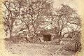 A ruined Hindu temple near the Jain temple, Patan (Patna), Khandesh District.jpg