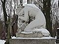 A tombstone,ballerina Shelest - panoramio.jpg