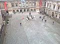 A view of Burlington House courtyard from the Linnean Society of London.jpg