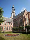 abdij en lange jan in middelburg - wlm 2011 - ednl