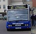 Abus bus (AP03 BUZ) 2003 Optare Solo M850, 27 May 2005.jpg