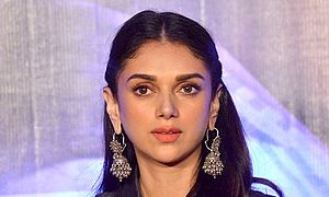 Aditi Rao Hydari -  Hydari at Media meet of Wazir at Ludhiana