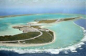Richard Halsey Best - Wake Island Atoll, 1941