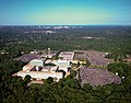 Aerial view of the Central Intelligence Agency headquarters, Langley, Virginia - Corrected.jpg