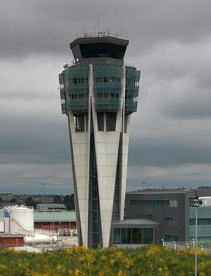 Santiago de Compostela Airport - Control tower