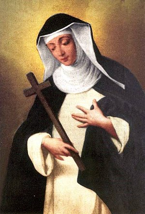 Agnes of Jesus - Agnes of Jesus, depicted in the habit of a Dominican nun