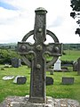 Ahenny High Cross - geograph.org.uk - 475968.jpg
