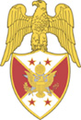 Insignia for an aide to the Vice Chief of Staff of the Army