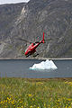 AirGreenland Helicopter (11832717215).jpg