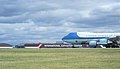 Air Force One Takeoff.JPG